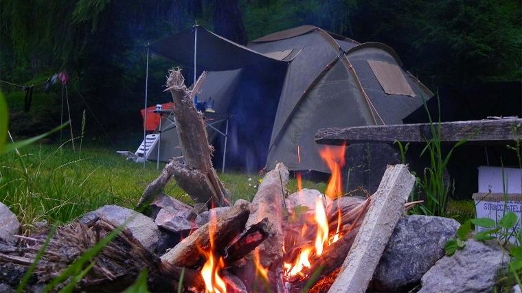 Goede voornemens voor je gezondheid? Ga kamperen!